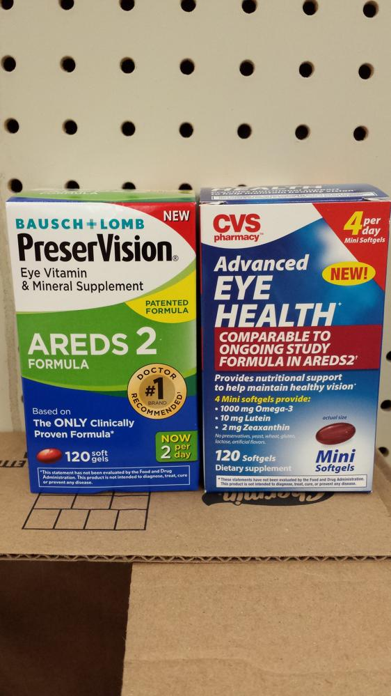 cvs under fire for claims about eye care product