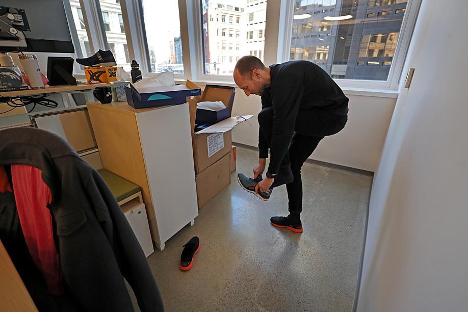 Asics likes Boston's heart and soles