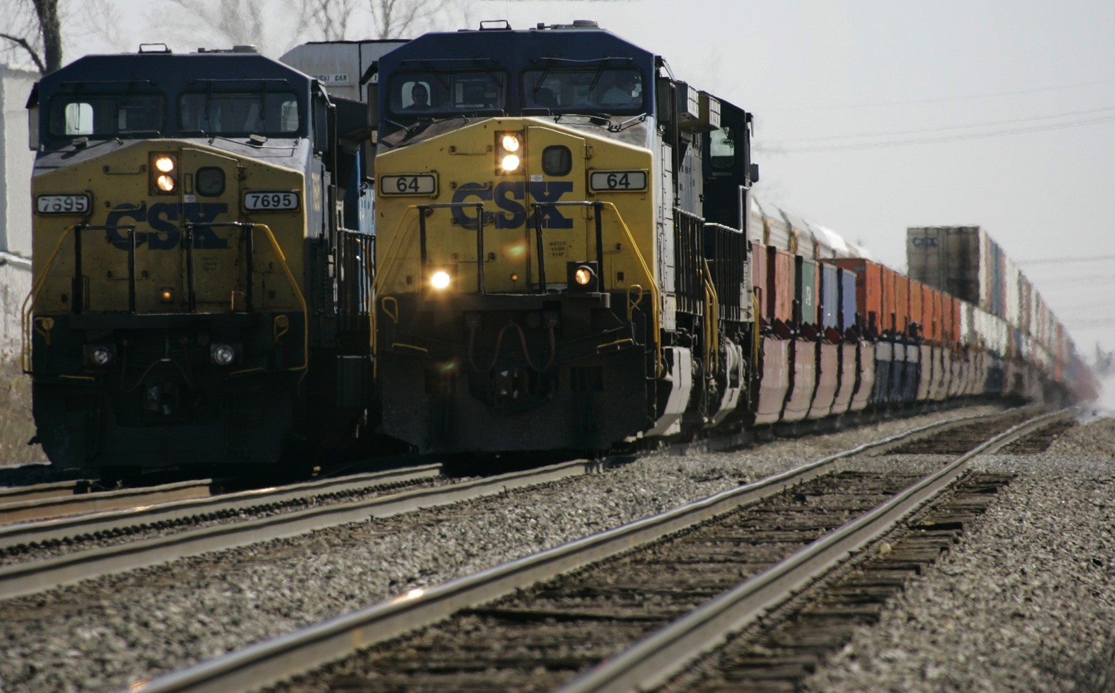 CSX layoffs fuel rumors local yard may shut - North