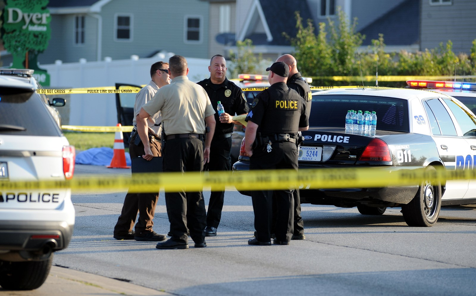 Chase ends in fatal police shooting - South Southwest