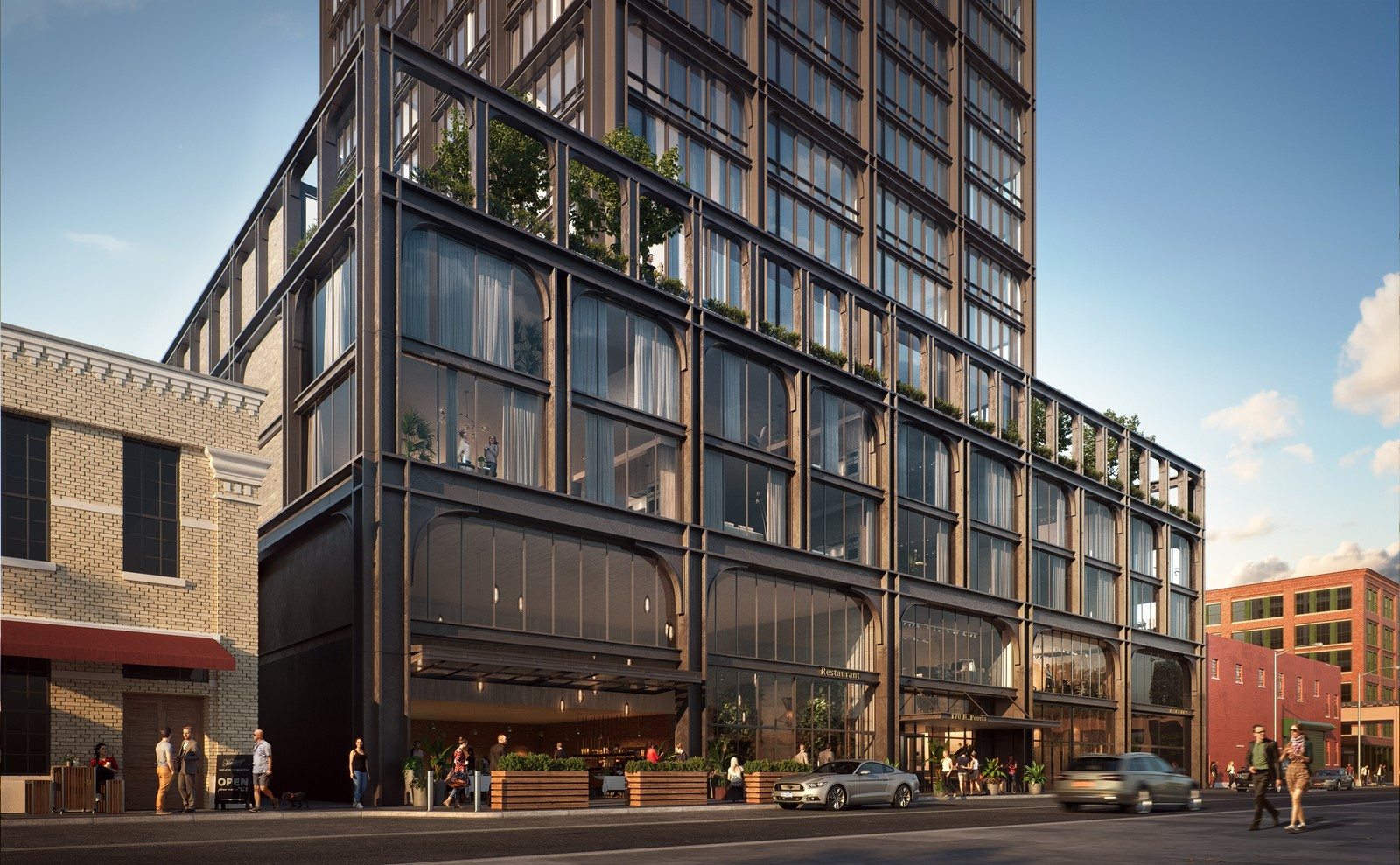 50-story projects worry West Town residents - South Southwest