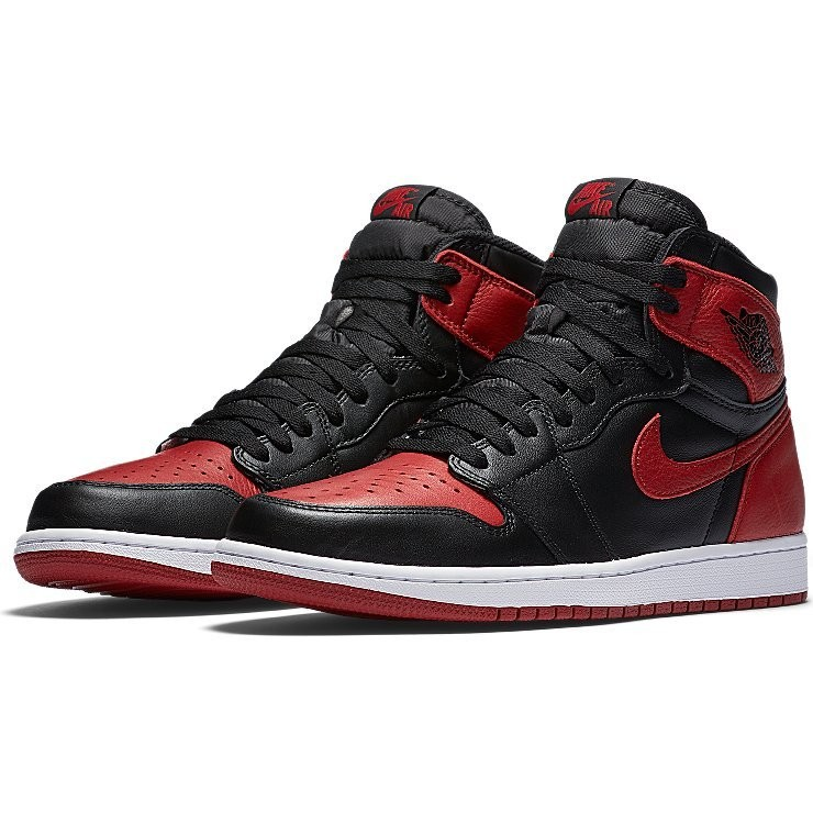 97f8d17464d0 Story of  banned  Air Jordans differs slightly from Nike version - North  Shore