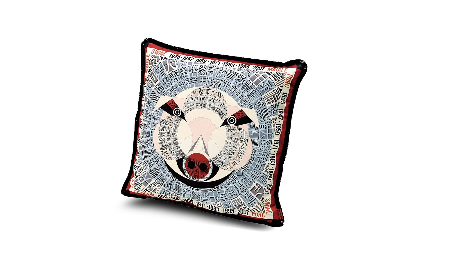 Celebrate the Year of the Pig in style - City
