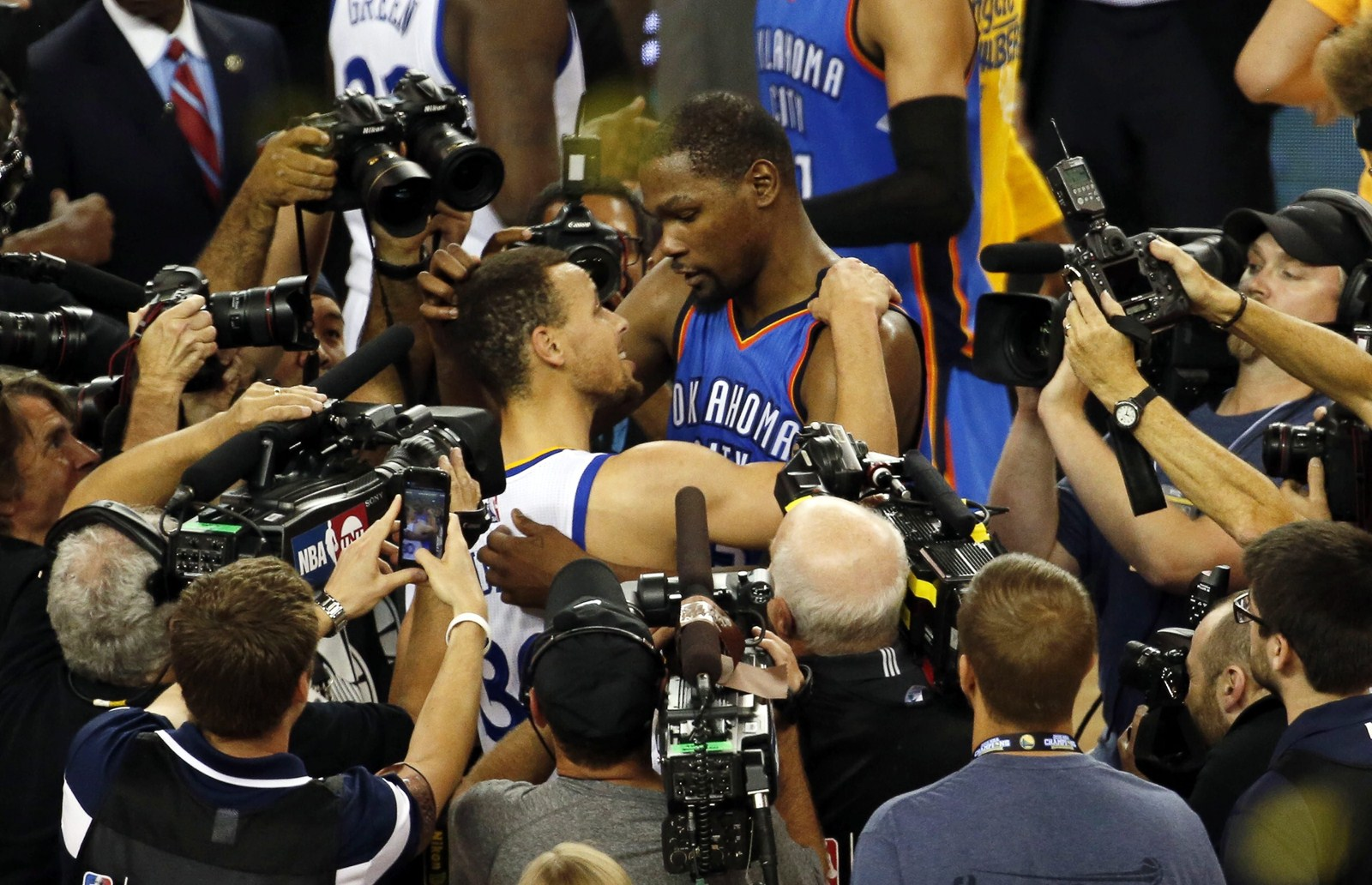DURANT S WARRIORS DEAL IS THE RIGHT ONE - City d11a502b3