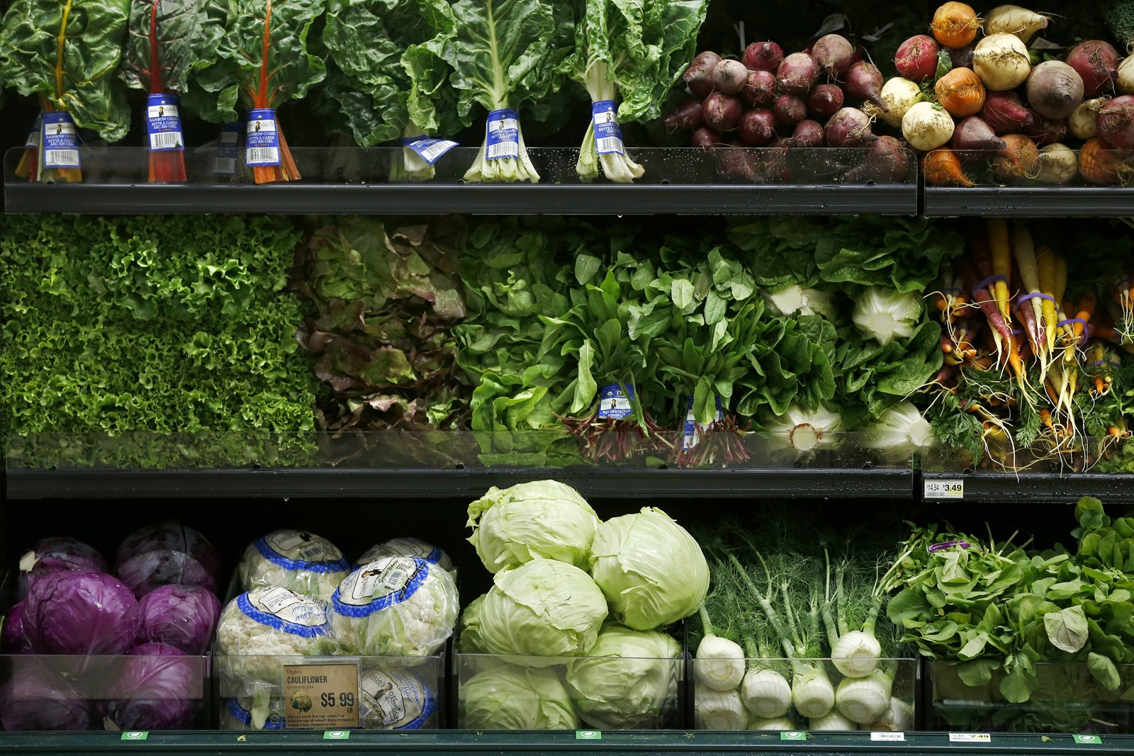 Healthy Food Rules Amended For SNAP