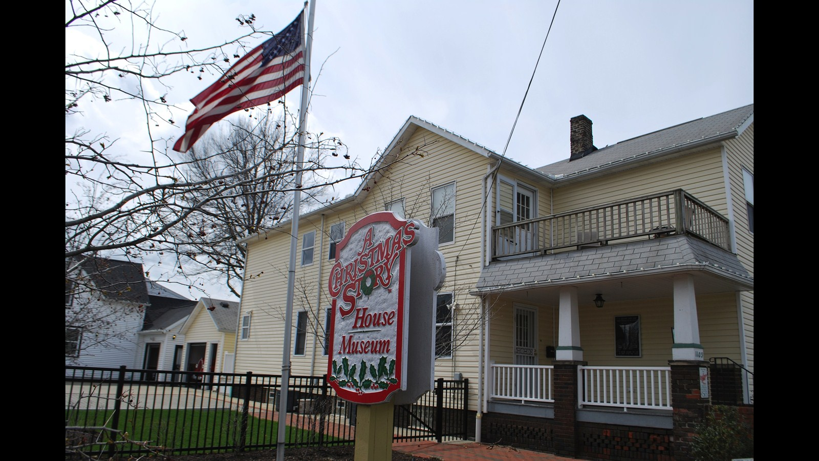 the a christmas story house and museum is dedicated to the holiday classic film which was filmed in cleveland mark taylorfor tribune newspapers - Where Was The Christmas Story Filmed