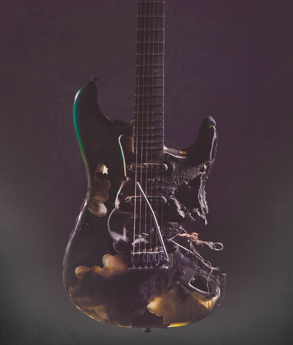 Electric guitar's slow, quiet death - South Southwest
