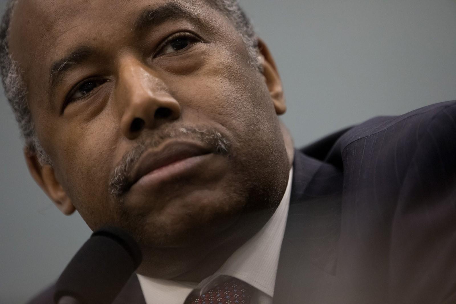 Print Hud Dismantling Obama Fair Housing Regulations Secretary Ben