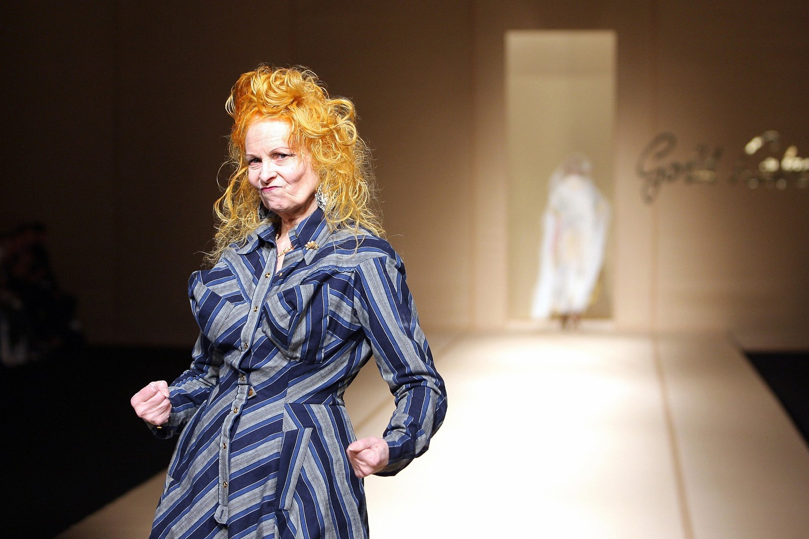 British Fashion Designer A Force To Be Reckoned With City