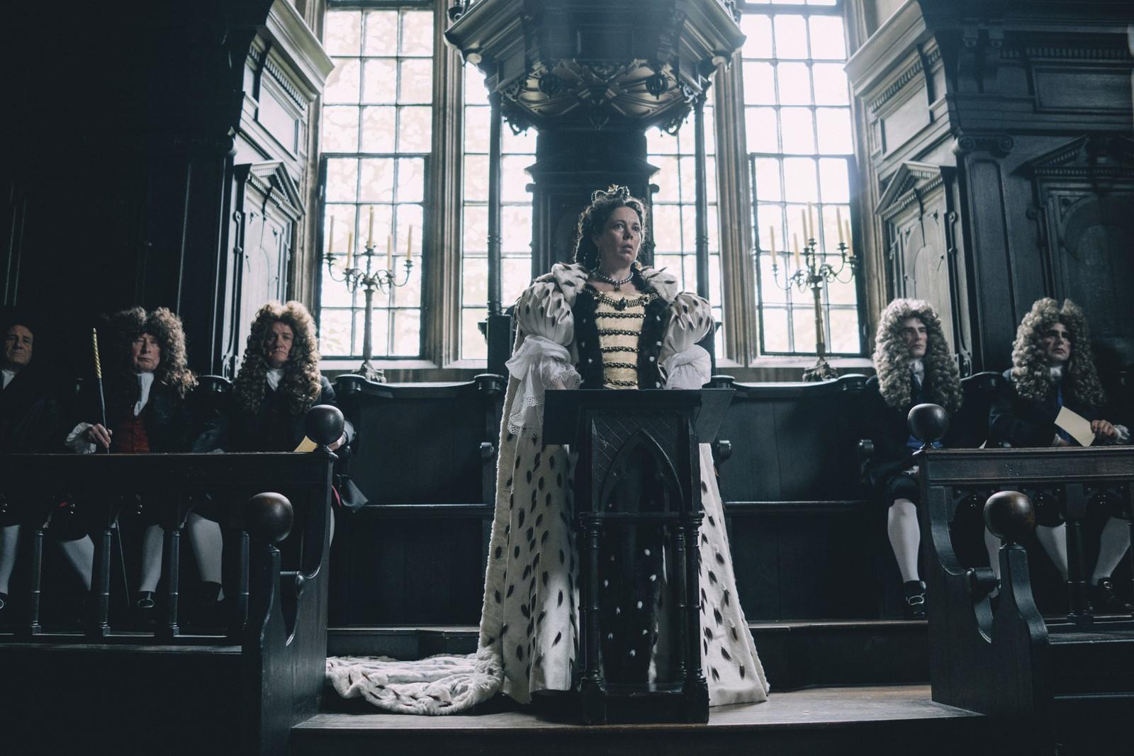 Why do royal dramas reign? - City
