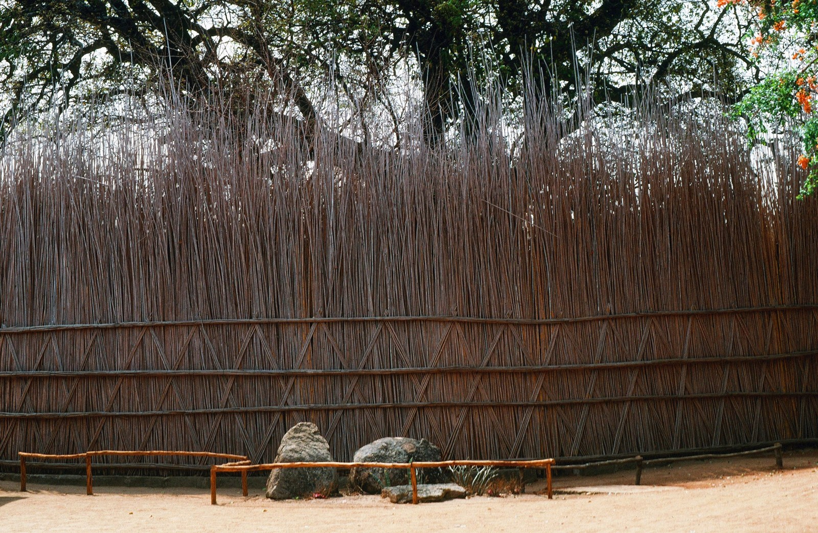 Africa S Boma Enclosures Inspire Diy Fencing Northwest