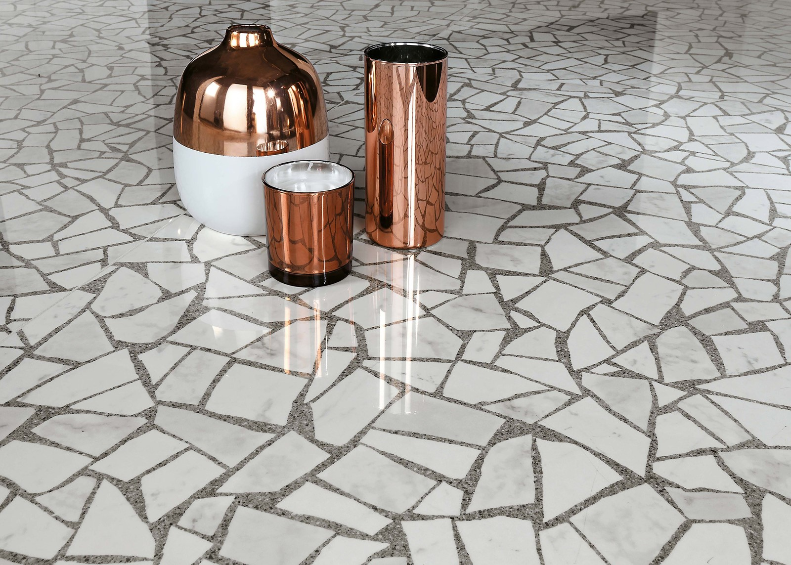Terrazzo Going Upscale South Southwest