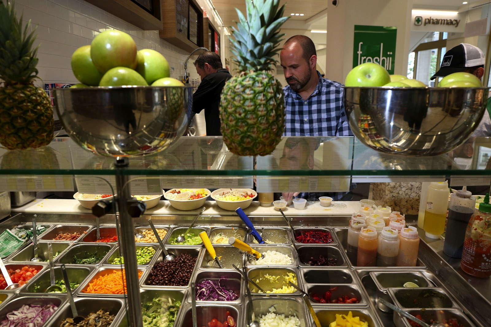 freshii expanding grab and go venues west