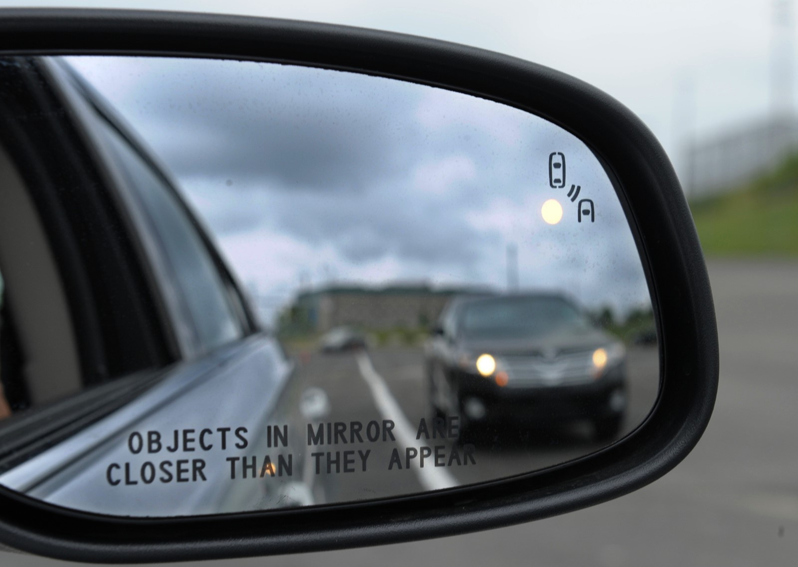 Objects In Mirror May Be Closer Than >> Why Objects In Mirror Are Closer Than They Appear North