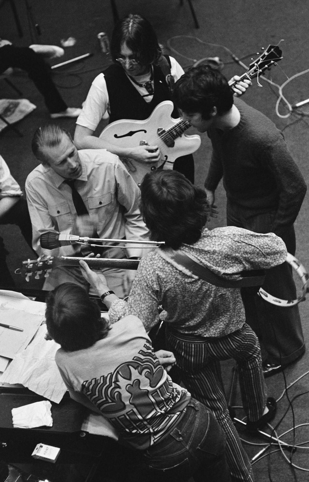Box Set Celebrates 50 Years Of Beatles White Album Near Northwest