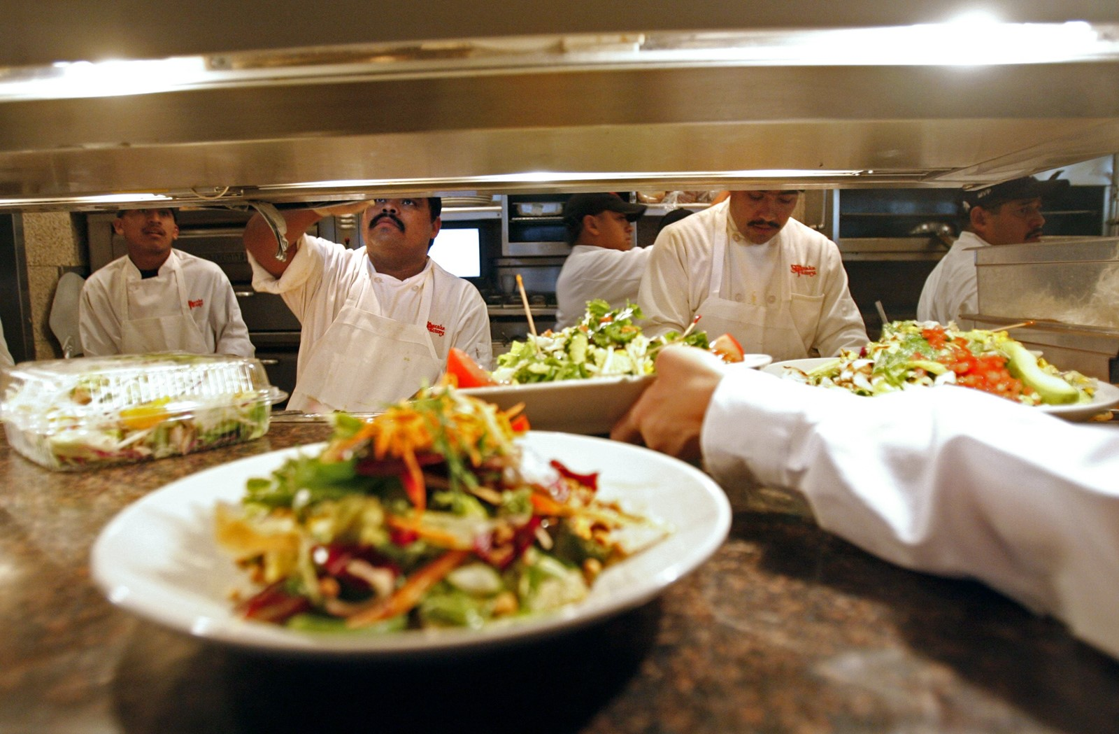 Print At Cheesecake Factory, wages cause indigestion Eateries ...