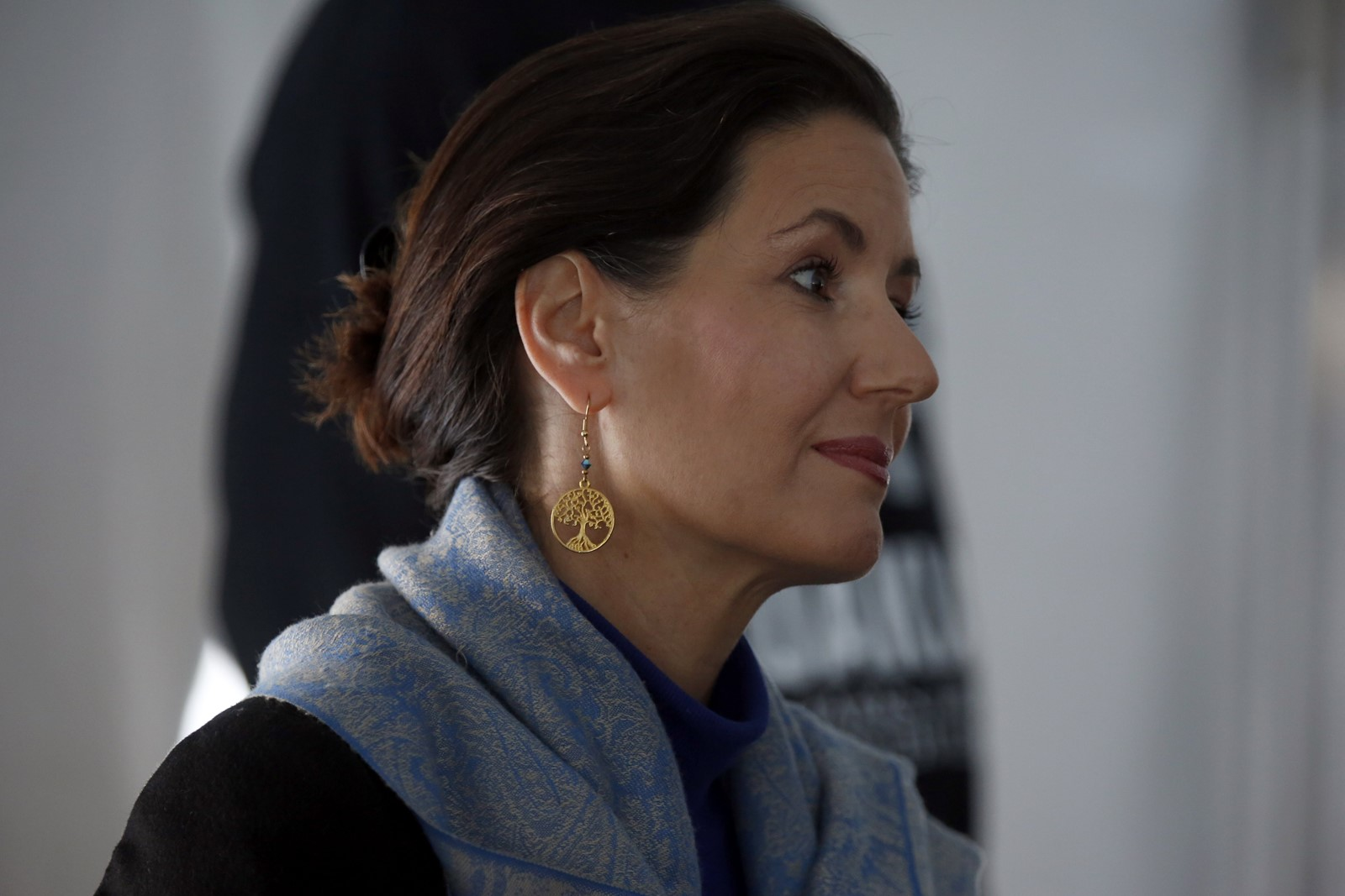 Mayor  Libby Schaaf drew President Donald J. Trump's ire after she warned Oakland of an impending ICE raid. — Photograph: Francine Orr/Los Angeles Times.