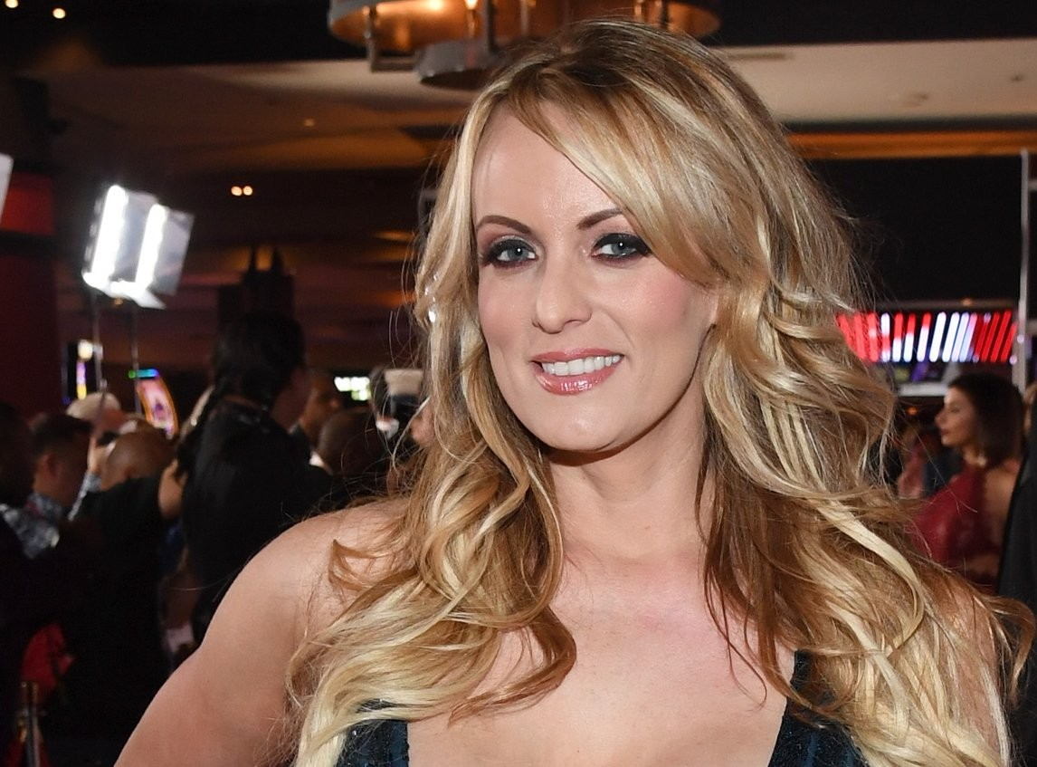 Stormy Daniels argues her non-disclosure agreement is moot. — Photograph: Ethan Miller/Getty Images.