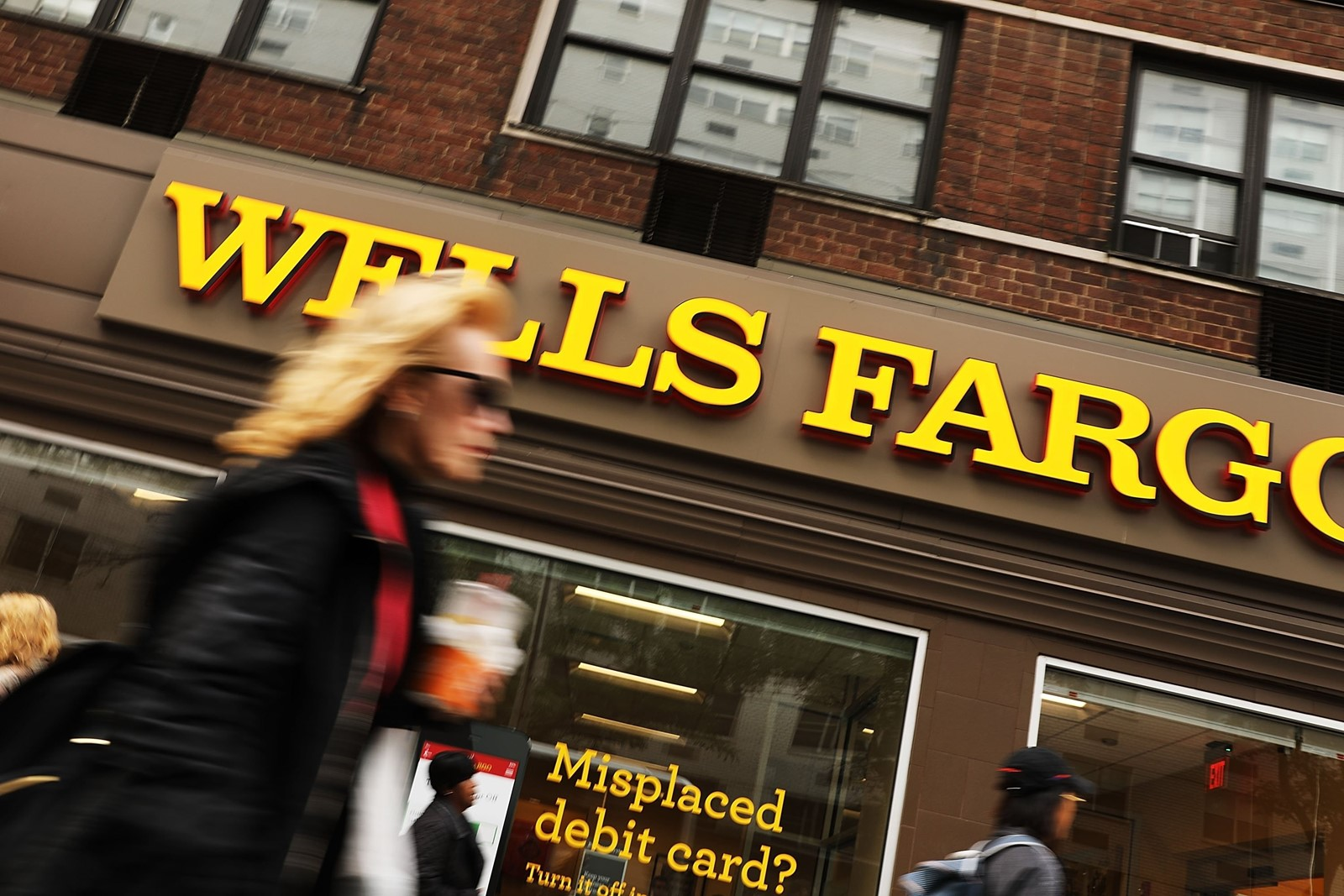 Print More Wells Fargo fallout Federal regulator may issue