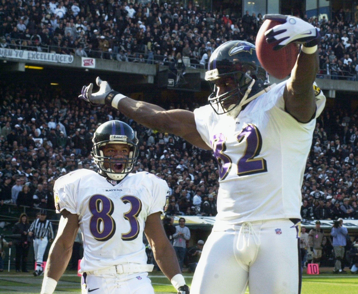more photos 72acb d021b Top 10plays in Ravens history - Baltimore Sun