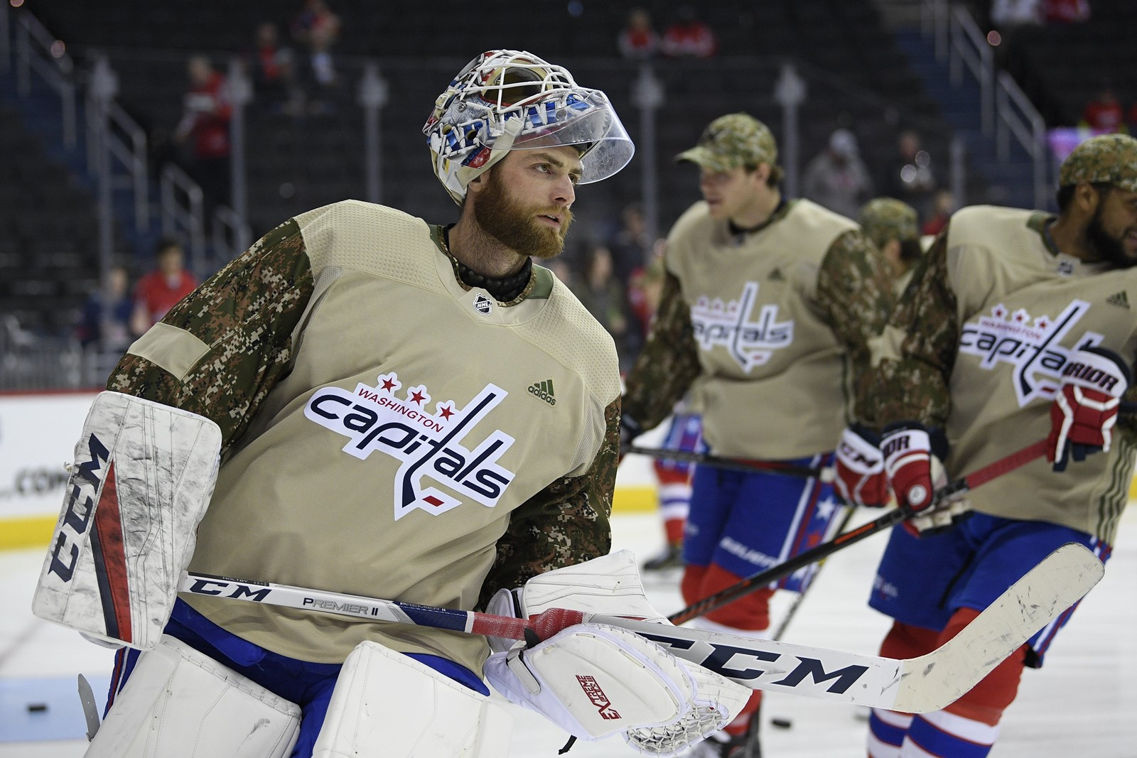 Holtby Makes Music Part Of Routine Baltimore Sun