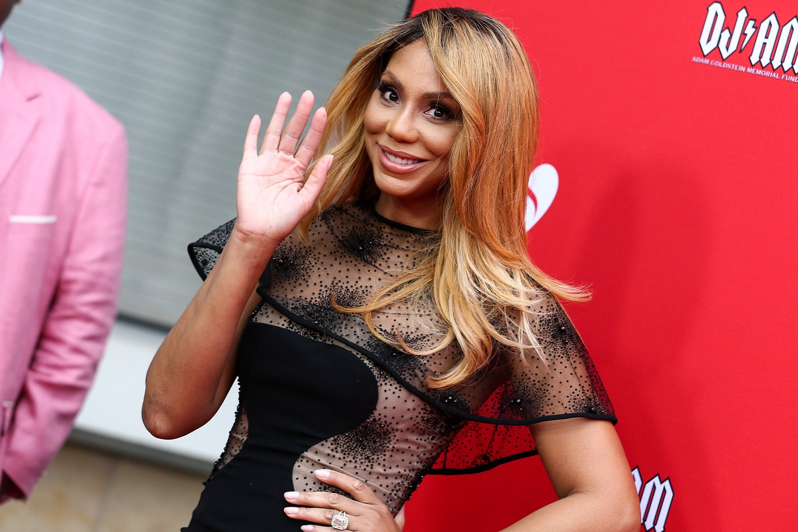 Tamar Braxton Hospitalized After Being Found Unresponsive in Her Hotel Room in Possible Suicide Attempt