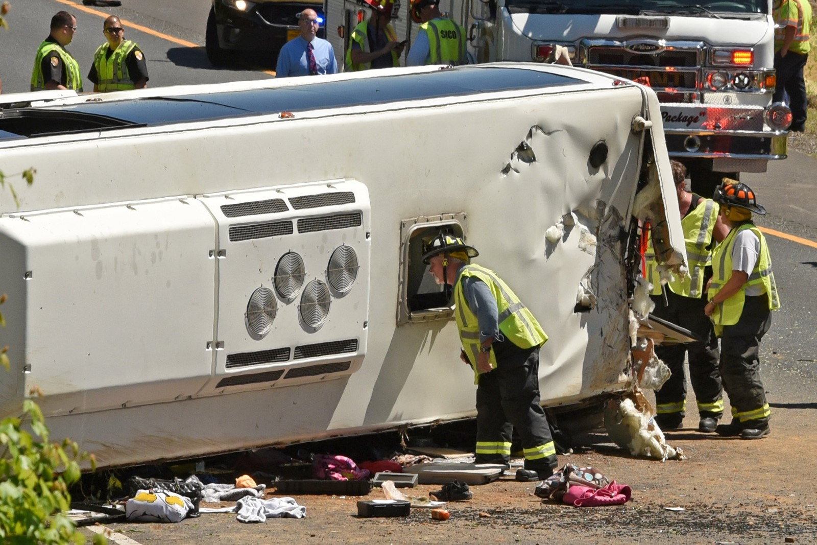 Trip to D C  ends in Harford crash - Baltimore Sun