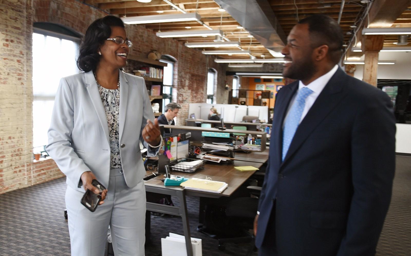 Santelises set to demand success - Baltimore Sun