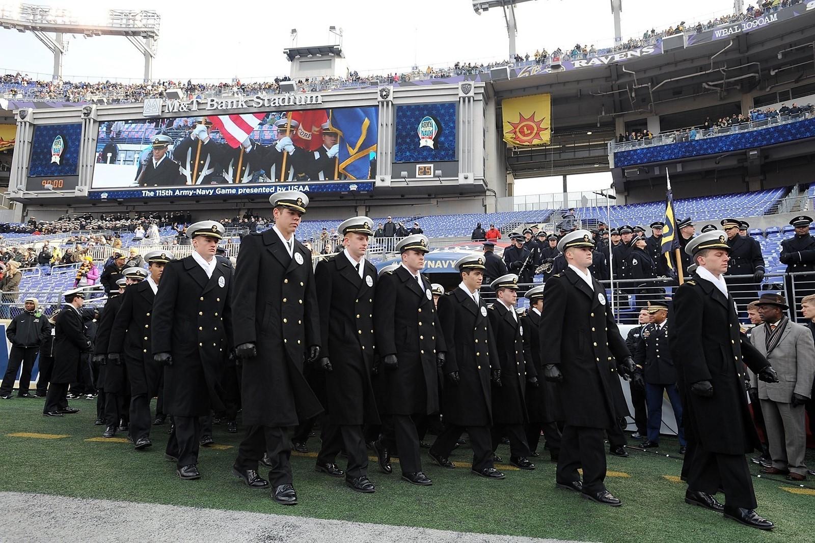 Army-Navy tips for Trump - Baltimore Sun