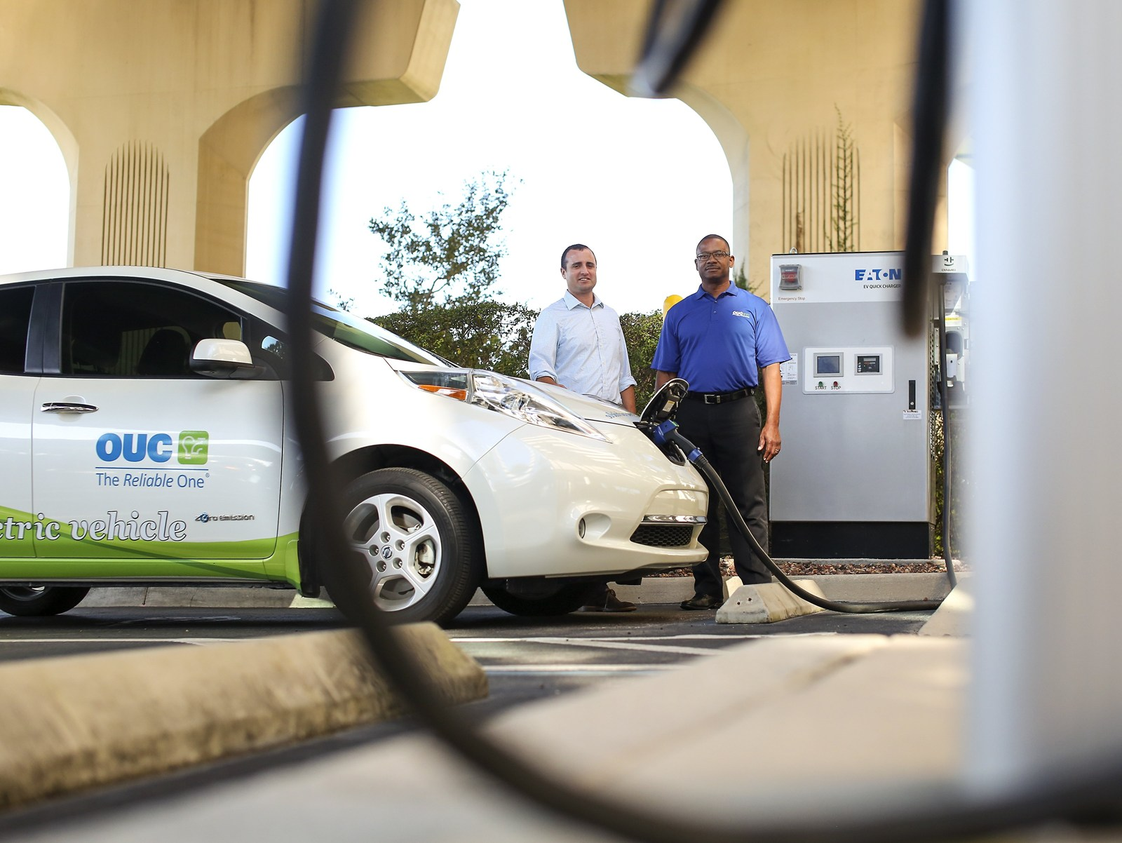 OUC hopes incentives help push for car charging stations