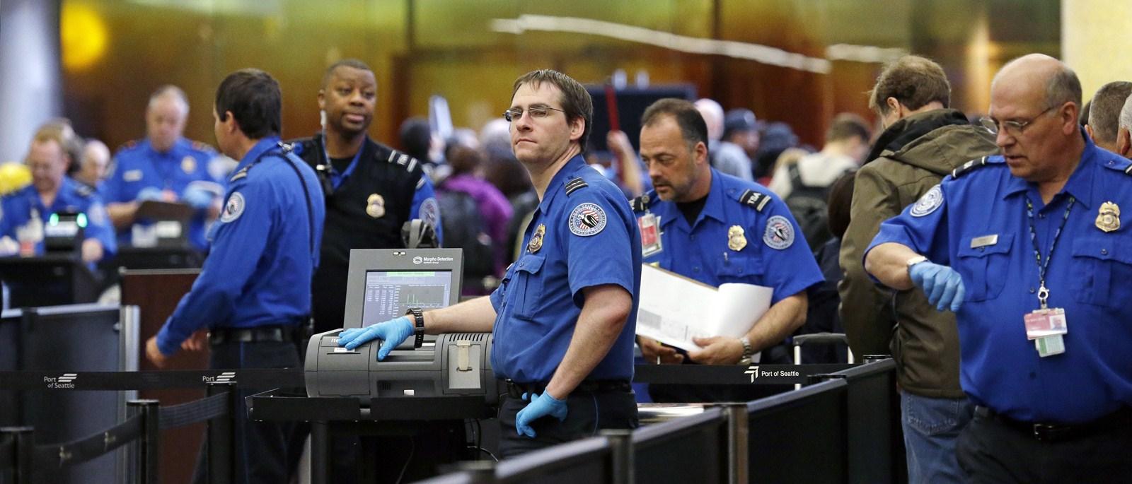 TSA Among Worst Federal Jobs - Hartford Courant